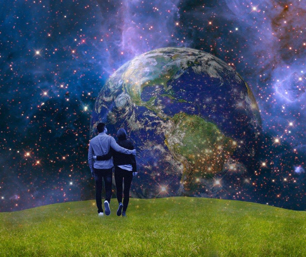 Terre et couple